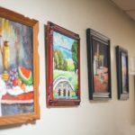 Oak Grove Nursing Home Art
